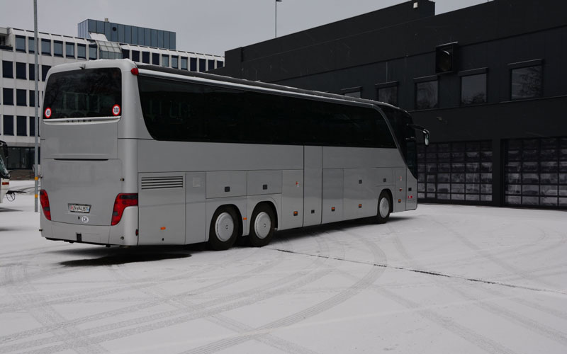 edelswiss coach bus - coach bus for rental