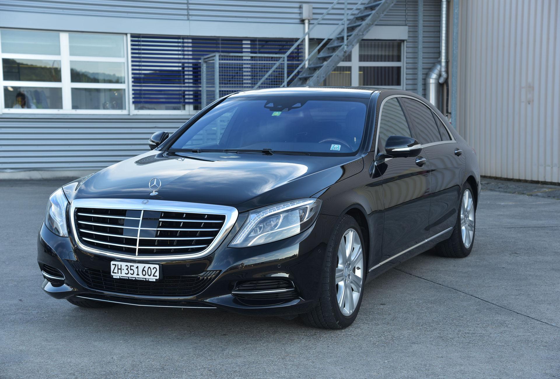 mercedes s class limousine - mercedes luxury limousine