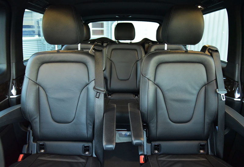 mercedes v class limousine edelswiss