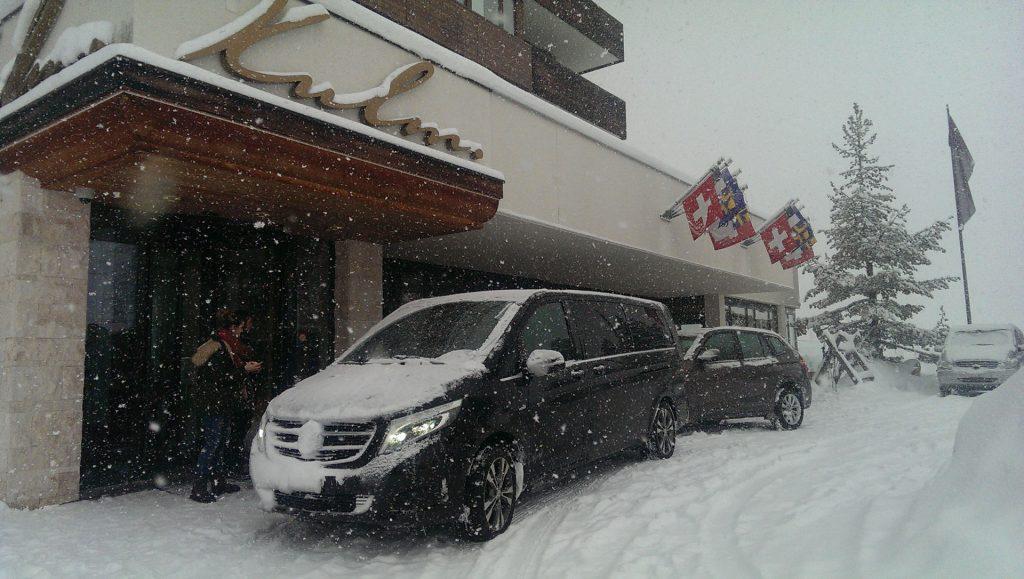 swiss ski transfers