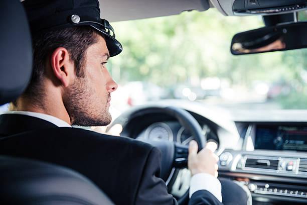 chauffeur service in switzerland - limo driver