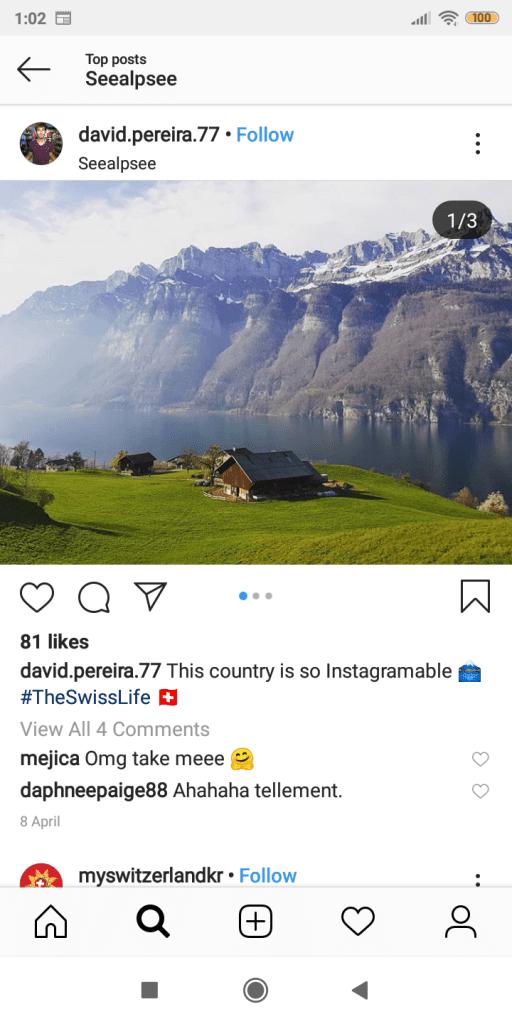 appenzell switzerland - instagram switzerland