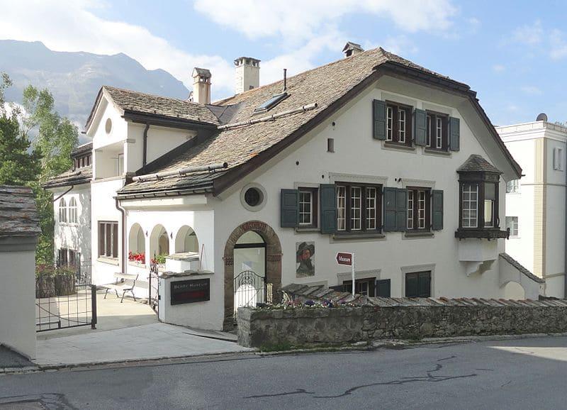 the berry museum st. moritz - museum in st moritz - berry museum sankt moritz - berry museum in st moritz