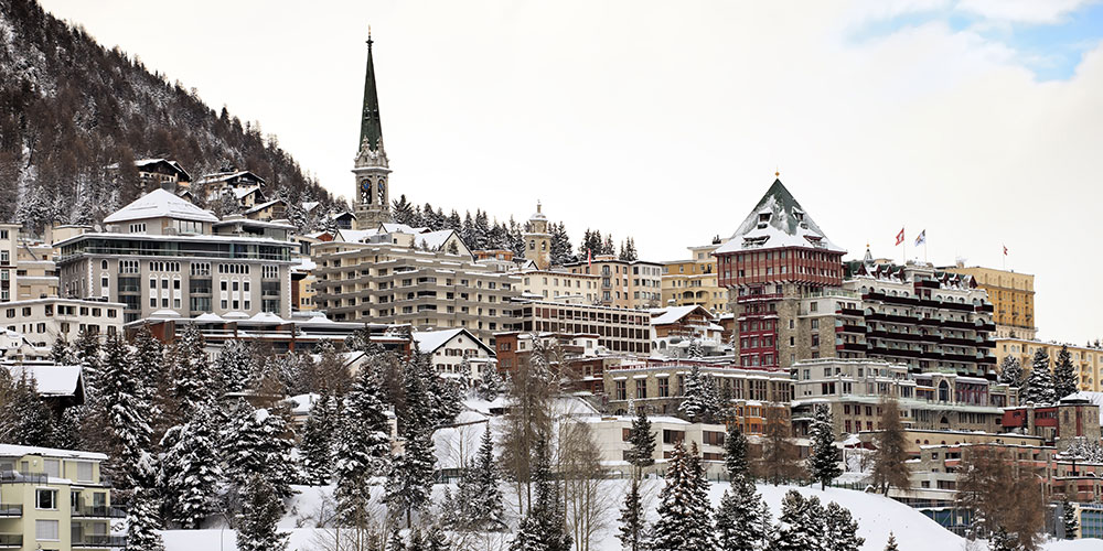 rent a limo in st. moritz