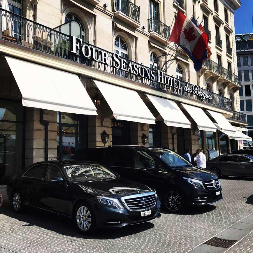 the best limousine service - edelswiss limousine service - premium limousine service