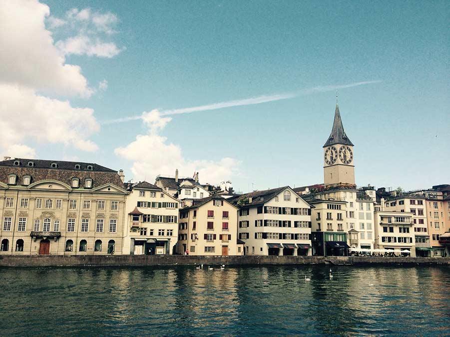 St.-Peters-Church-Zurich