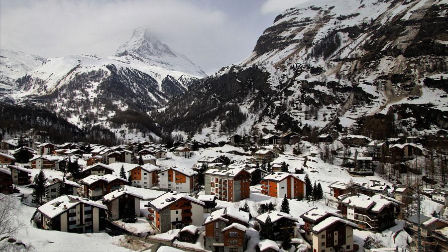 zermatt town - travel to zermatt town - zermatt - switzerland town of zermatt