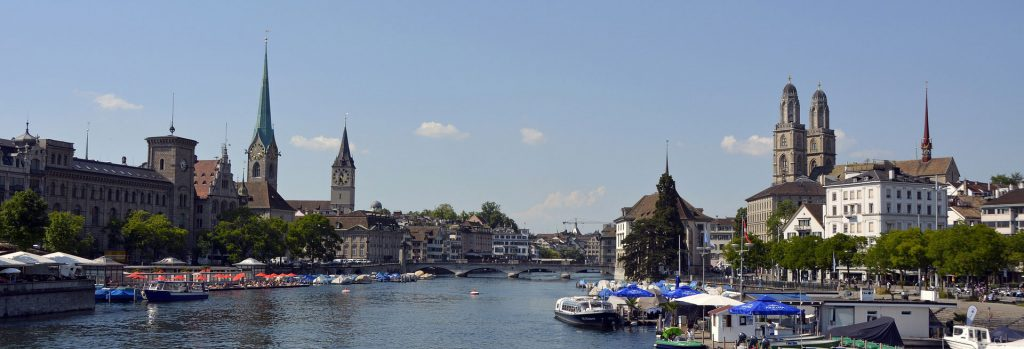 zurich -  city to visit in switzerland