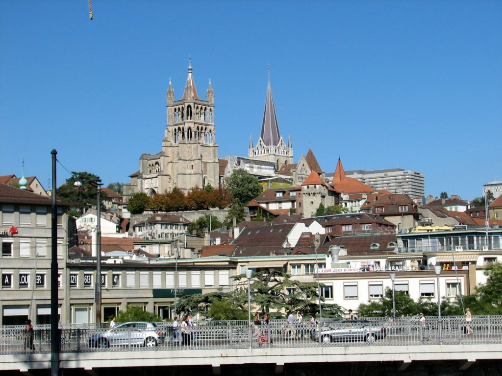 lausanne cathedral