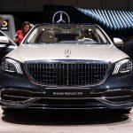 Mercedes Luxury Limousines – Top 3
