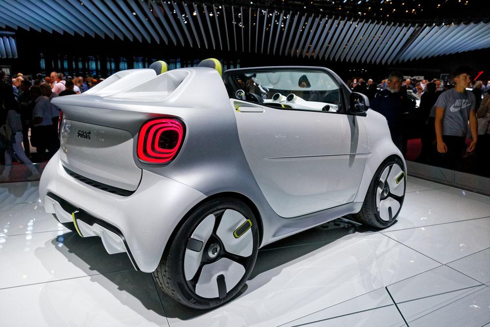 smart automobile - smart limousine