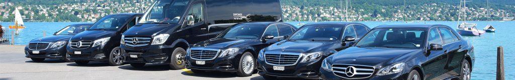 limo fleet - limousine service fleet - limo company fleet
