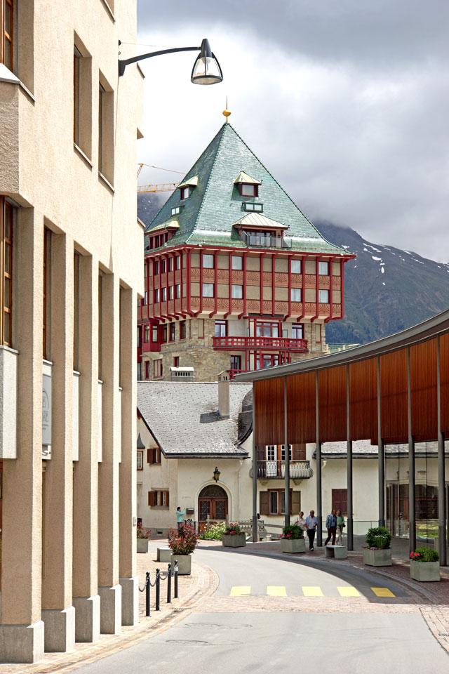 kulm hotel switzerland - great family hotel switzerland