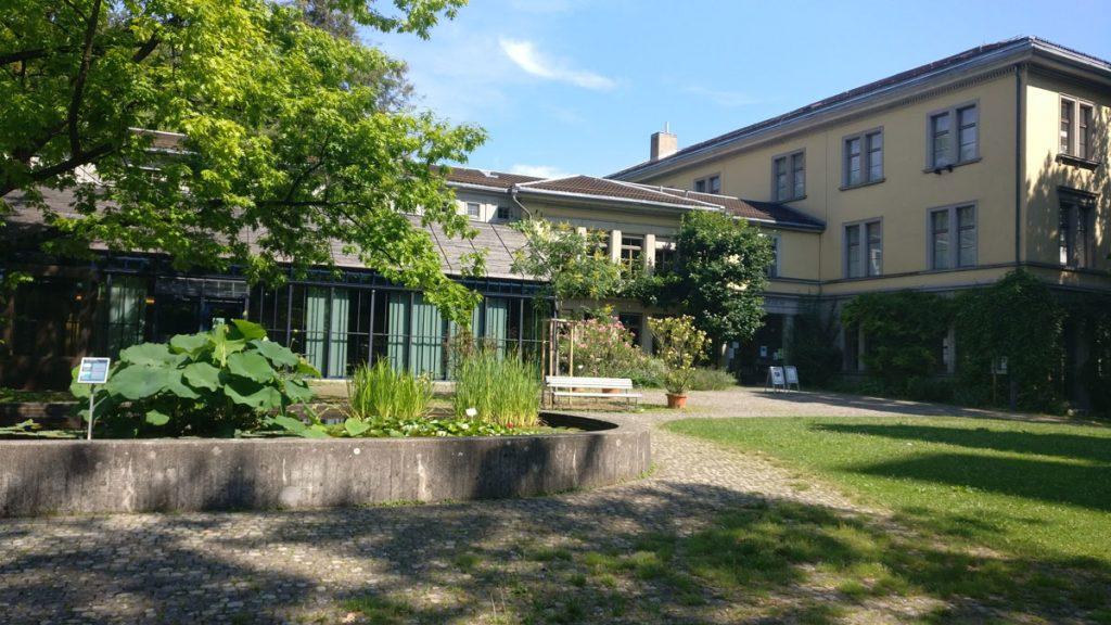 ethnographic museum in zurich