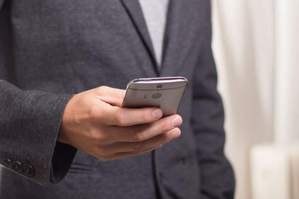 businessman making a call - businessman calling